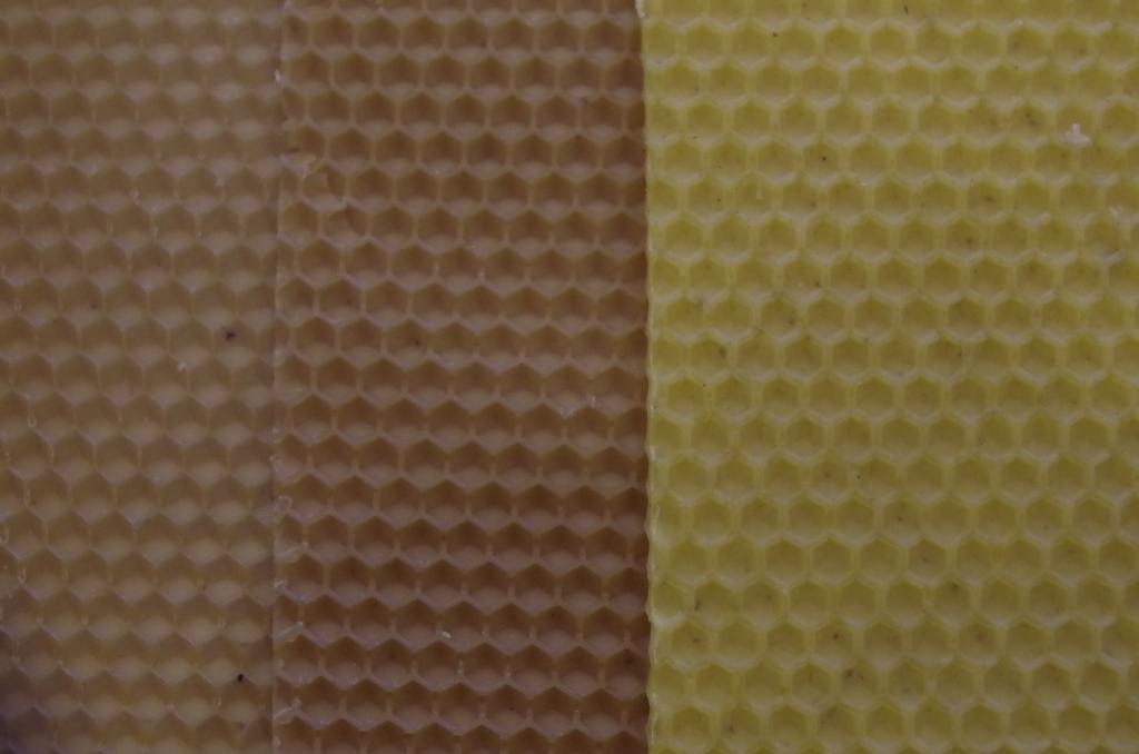 Abgüsse mit Matritzen von Blauton vs. Graze: nC rapid - nC - Graze. Erstere sind nicht nur schärfer, sondern auch bis 50% leichter.